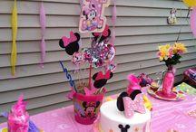 Alainah's 1st birthday