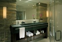 Home: Master Bath Ideas / by Kimberly Smith