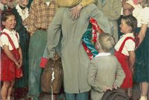 Norman Rockwell арт