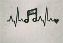 zenés rajzok