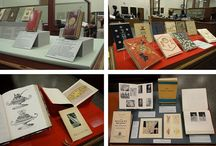 book exhibition displays
