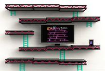 Gamer room! / by Nina Comunidad