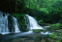 водопады / самые красивые места мира
