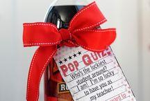 Teacher Gift Ideas / by Alicia Whitehead