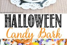 EVENT // HALLOWEEN PARTY / Decorations and food ideas for a halloween party