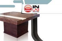 Mesas de comedor 2014 / Nueva linea de mesas para comedor de inlab muebles, fabricante de muebles para el hogar. visitanos y realiza tus compras online www.inlabmuebles.com