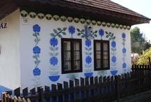 Hungarian Folk decor