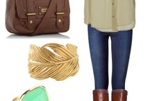 Fall/Winter Fashion / by Lauren Collins