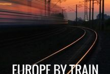 Rail travel in europe