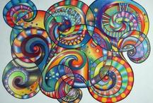 Zentangles and Doodles 4