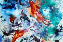 """Exhibition """"NADIRA AKTER"""" / O trabalho da artista de Bangladesh, NADIRA AKTER, situa-se entre a realidade e a abstracção. O inconsciente exerce um papel fundamental, ao mesmo tempo nada acontece ao acaso, nada ocorre de forma arbitrária. Todos os elementos ocupam seus lugares e resultam na superação da realidade através de um ordenamento abstracto (José Roberto Moreira, curador e galerista)."""