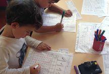 Ecole - numeration
