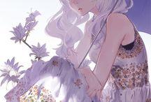 fan art anime <3