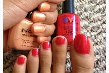 summer nails / Ideas for summer holiday nails