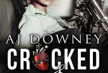 Cracked & Crushed SHMC Book 3 / Reaver & Hayden's story.