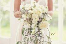 Bride-to-be: wedding bouquet inspirations / A statement accessory or a simple, sweet bouquet to complete the bride's look...?