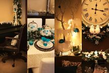 My Home At Christmas! / Just a small glance from my home...