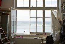 + Bright windows