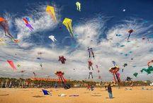 Kites / by Nancy Wuitschick