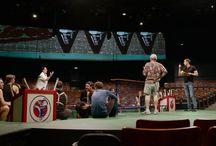 Music Circus 2017 Rehearsal Photos / Photos from rehearsal during Music Circus 2017 season.