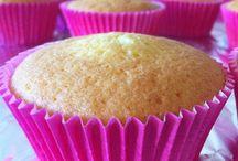 Magdalenas/cupcakes