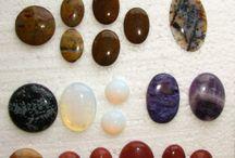 Камушки / Камни из моей коллекции, которые могут стать частью вашего любимого украшения.