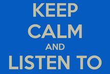 Keep Calm / Σε αυτόν τον πίνακα pinάρω διάφορα keep calms που βρίσκω και ψάχνω... Ευχαριστώ για το follow!! ;-)