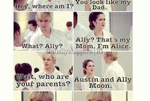 Auslly & Raura  / All things Austin and Ally and Auslly and Raura ❤️