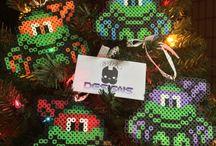 Ninja Turtles Re-Pins