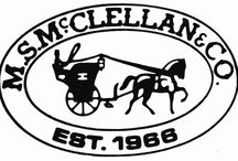 "M.S. McClellan / Founded in 1966 in the heart of the University of Tennessee business district, M. S. McClellan today is now considered a ""Best of Class"" retailer by Esquire Magazine. http://www.msmcclellan.com"