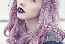 pastel hair  / by Auryn's Lair