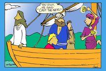 bijbel humor