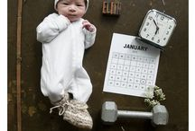 Birth Announcements / Introducing the baby! Creative and fun birth announcements and pregnancy announcements.