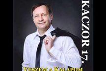 Kaczor Ferenc / az énekes számai, dalai