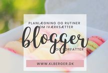 Blogtips / Blogtips og blogguides. De fleste tips tager udgangspunkt i blogging i WordPress CMS systemet.