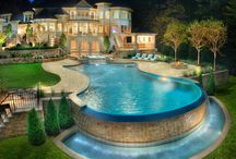 Amazing pool designs / Absolutely beautiful !!!