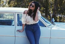◂ Looks I love ▸ / A group board featuring my favourite looks and style bloggers.