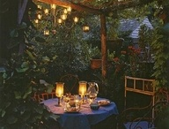 Special places in garden