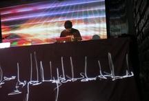 Superunknown Festival  / Organizado por Live Analogue Beats. Este festival reunió a 12 artistas sonoros  y dos visuales (Drojan Visuals y Audio Visula City). 13-14 junio Sala Be Good De Barcelona
