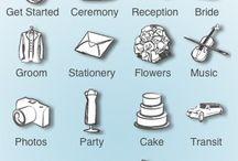 Wedding-Planning Tips / by Ashley Scrimger