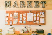 Little Luxuries Artists Market / Artists market