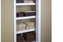 Linen Closet Makeover / Transform your existing wire shelves from blah to beautiful! Make your linen closet as beautiful as the rest of your home. Help MyShelf™ is the fastest, easiest and most economical way to complete an amazing makeover of your wire shelves.