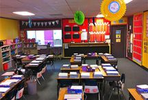 Classroom Organization / Making the most out of limited classroom space