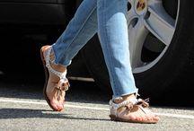 Sandales à pampilles - P/E 2015