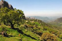 The Grazalema Sierra / The amazing landscapes and fresh mountain air of the Grazalema Natural Park make for wonderful, rewarding walking in Spain's deep south. Africa is close in every sense, from the scent of orange trees to the Moorish influence on the whitewashed buildings. http://goo.gl/dLgGIA