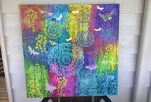 Paddy's Paintings / Intuitive Abstract Art