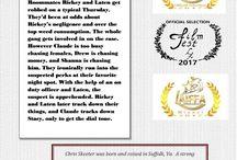 "Award Winning Screenplay ""One Sheets"""