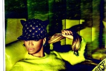 Chartreuse Frenzy / chartreuse - lime - citron - neon / by ! dgh !