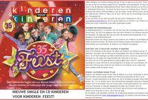 Feest, kbw 2014 / Lesideeen met het thema feest