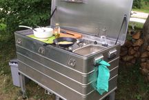 Camping Küchen